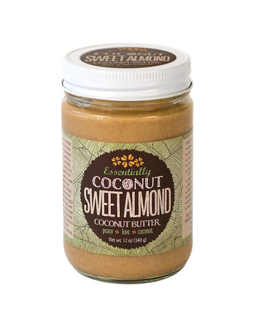 Sweet Almond Coconut Butter