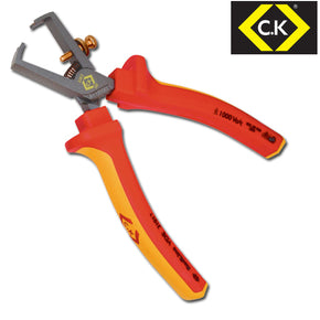 C.K 431012 Redline VDE Wire Stripper 160mm