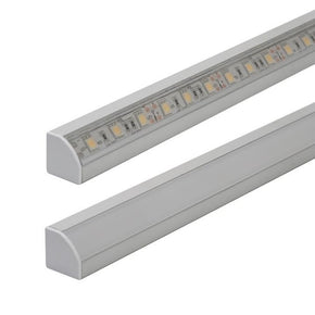 2 Metre Angled Extension Aluminium Profile for LED Strip