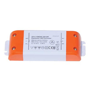 LED Driver - Voltage Current Non-Dimmable 24V 15W