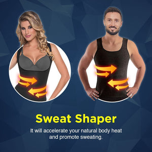 Sweat Shaper Sauna Vest(50% OFF TODAY!!)