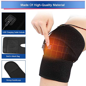 Infrared Heated Knee Brace