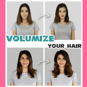 One Step Hot Air Brush (Hair Dryer & Volumizer)