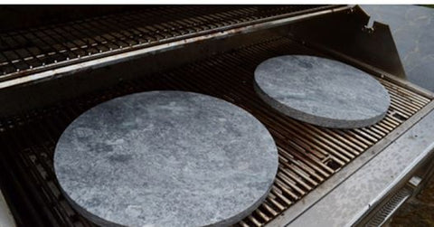 Soapstone Pizza Stones Care & Maintenance