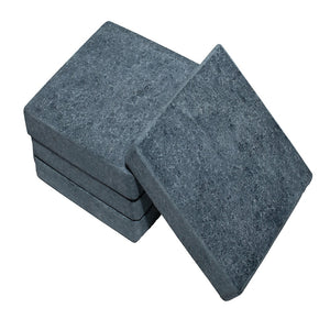 Soapstone Coasters - 4 pack