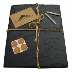 """The Original Vermont Slate"" Cheese Board"