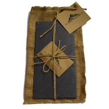 "Load image into Gallery viewer, ""The Original Vermont Slate"" Cheese Board Bundle - 2 slate boards"