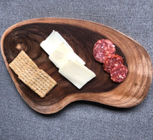 Load image into Gallery viewer, Teak Wood Cutting/Cheese Board