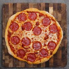 test pizza