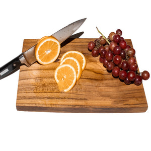 Rectangular Teak Wood Cutting / Cheese Board