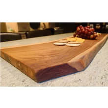Load image into Gallery viewer, teak wood serving board