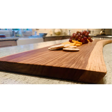 Load image into Gallery viewer, Teak Wood Cheese Board