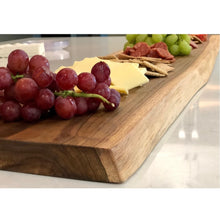 Load image into Gallery viewer, Teak Wood Wood Serving Boards