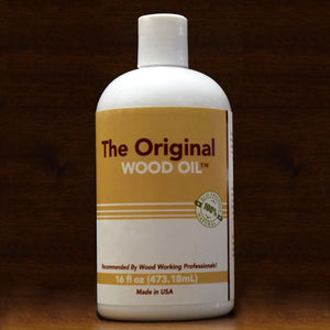 Original Wood Oil 8 oz