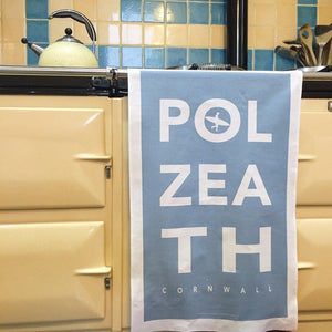 Polzeath - Tea Towel