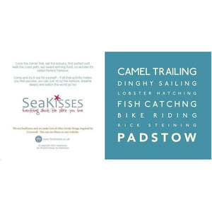 Padstow - Greeting Card