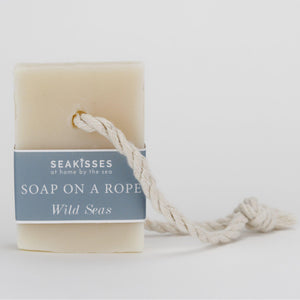 Beach Soap on a Rope SeaKisses Mothers Day Idea
