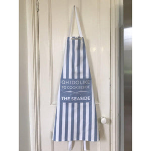 Cook Beside the Seaside Apron - Coastal Kitchen Design