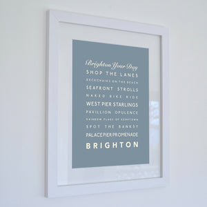 Bespoke Place Prints