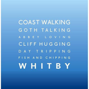 Whitby - Greeting Card