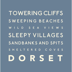 Dorset - Greeting Card