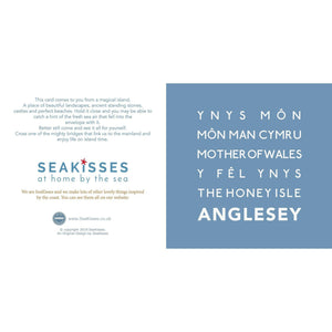 Anglesey - Greeting Card