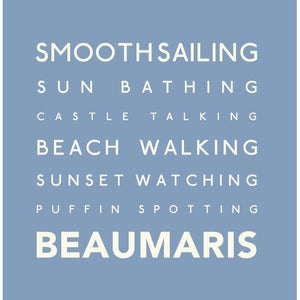 Beaumaris - Greeting Card