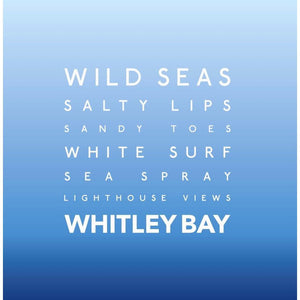Whitley Bay - Greeting Card