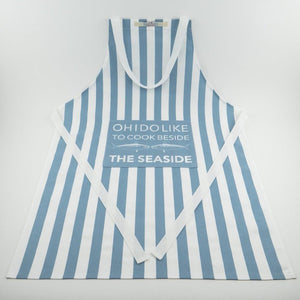 Cook Beside the Sea Apron - Coastal Kitchen Design