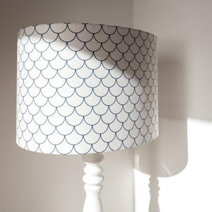 Mermaid Scales Lamp Shade - Large