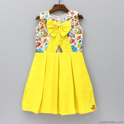 Pre Order: Bowy Yellow