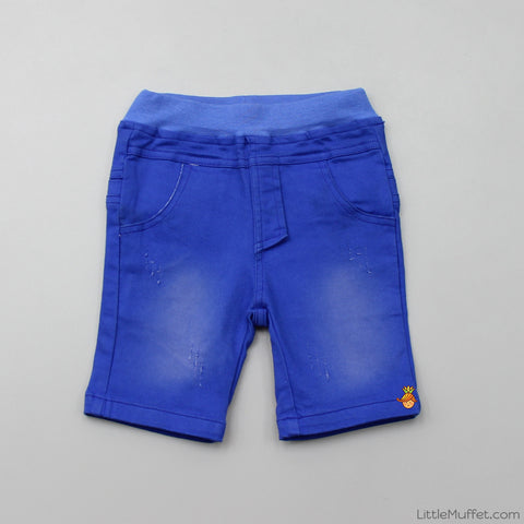 Funky Blue Shorts