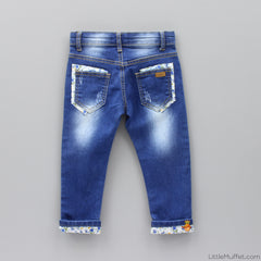 Funky Denim - Dark Blue