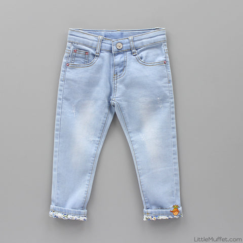 Funky Denim - Light Blue