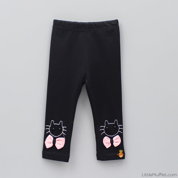 Kitty Capri - Black