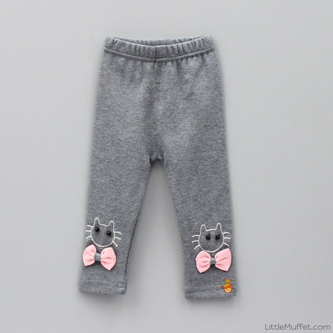 Kitty Capri - Grey