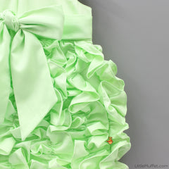 Pre Order: Buttercream Cotton Sateen - Mint