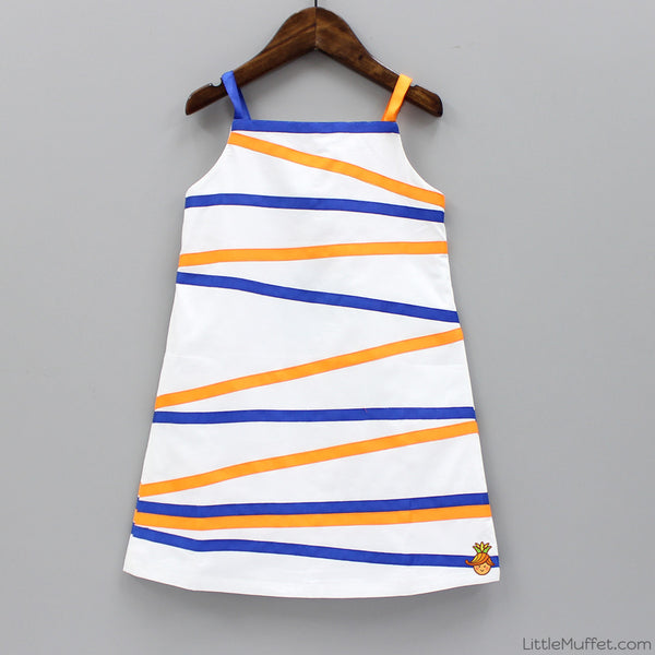 Pre Order: Zigzag Feast Dress
