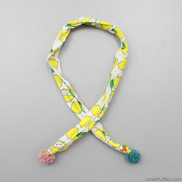 Twistable Headband - Yellow
