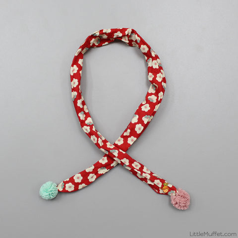 Twistable Headband - Red