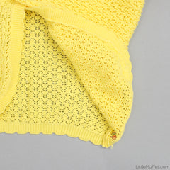 Rose Shrug - Yellow