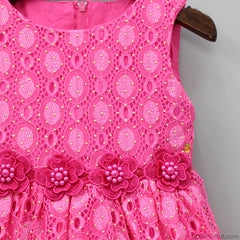 Cutwork Pink Beauty