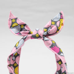 Kitty Print Hairband