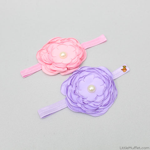 Flowery Pearl - Set Of 2
