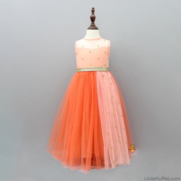 Pre Order: Glamorous Orange Dress