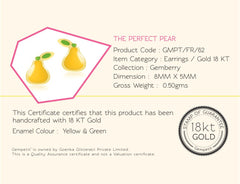 Pre Order: The Perfect Pear