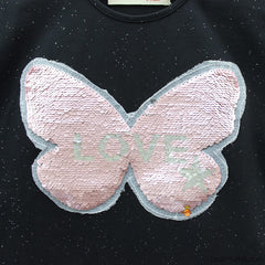 Magic Sequin Butterfly