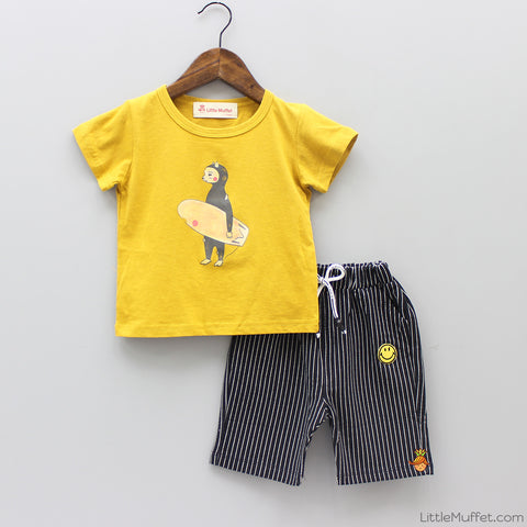 Surf Ready - Yellow