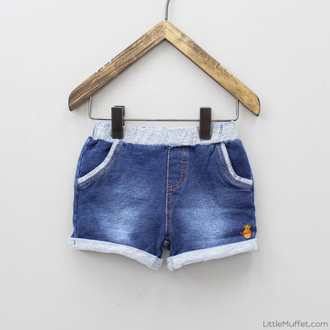 Trendy Denim Shorts