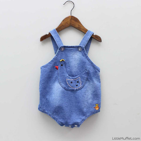 Animal Pocket Bodysuit